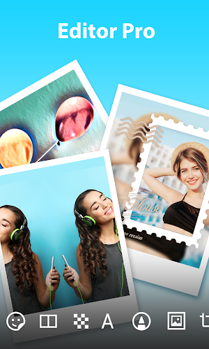 Photo Editor Pro – Sticker, Filter, Collage Maker Android App Screenshot