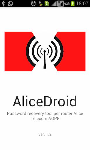 AliceDroid