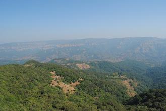 Photo: Mahabaleshwar Plato from Makrandgad....
