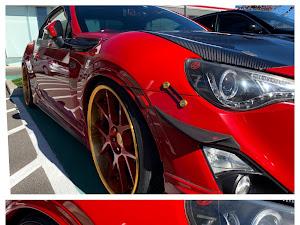 """86   GT""""Limitedのバンパーのカスタム事例画像 ファンキー杉さんの2018年11月15日11:09の投稿"""