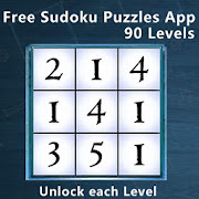 Sudoku Puzzles Game for Brainers and Students