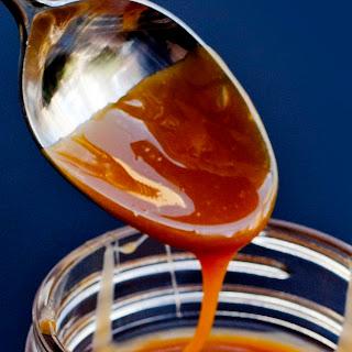 Bourbon Caramel Sauce