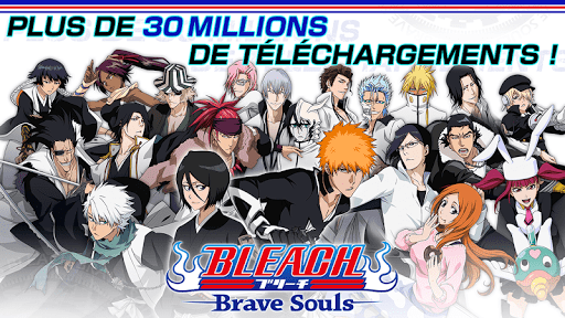 BLEACH Brave Souls  screenshots 1