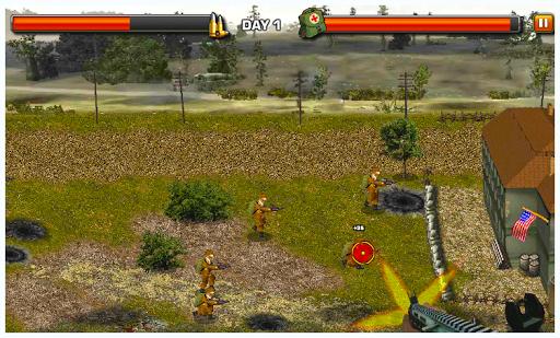 เกมส์ต่อสู้ ป้องกันฐานทัพ