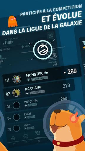 Walkr: Fitness Space Adventure APK MOD (Astuce) screenshots 4