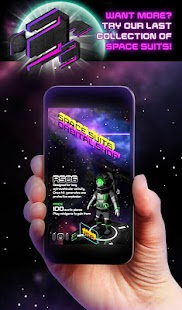 Crossy Space - screenshot