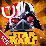 Angry Birds Star Wars II Free Icon