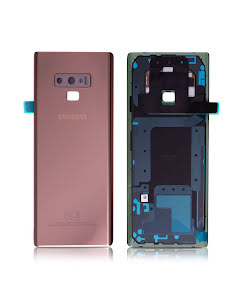 Galaxy Note 9 Back Cover Brown