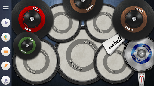 Drum Solo Rock ud83eudd41 3.0.1 screenshots 3