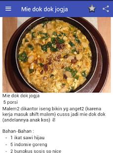 Resep Masakan Khas Jogja - náhled