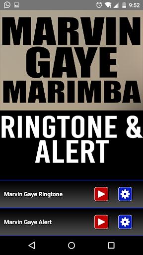 Marvin Gaye Marimba Ringtone