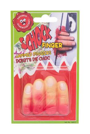 Klämda fingrar