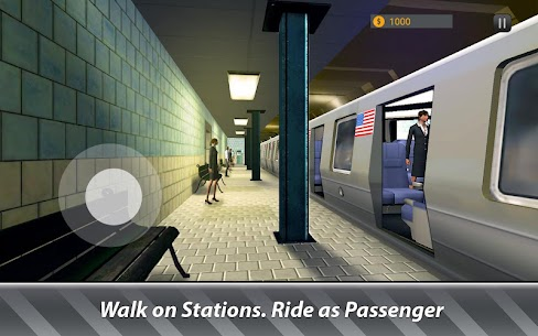 World Subways Simulator MOD APK 1.4.2 [Unlimited Money] 3