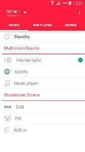 Hama Smart Radio screenshot 2
