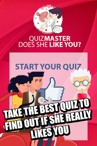 Does She Like Me Quiz Master