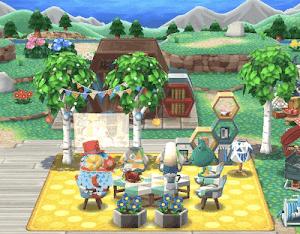 森 一覧 ポケ 家具