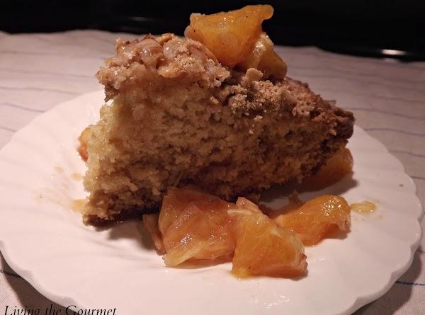 Spiced Orange Cake Recipe