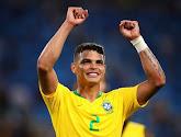 Finale de la Copa America: Thiago Silva s'attend à un match ouvert