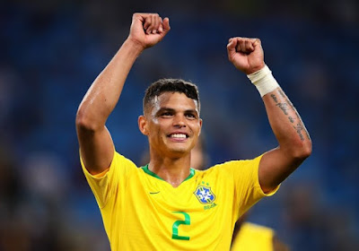 Volgens Thiago Silva moet Sadio Mané de Gouden Bal winnen