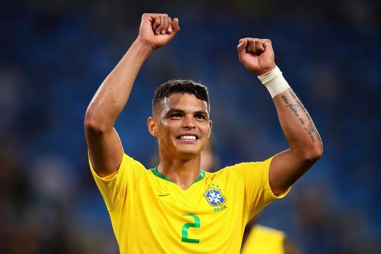 """Thiago Silva weet het zeker: """"Hij moet de Gouden Bal winnen"""""""