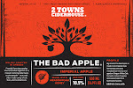 2 Towns Ciderhouse - The Bad Apple
