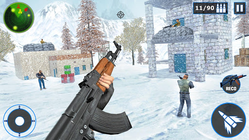 Combat Shooter: Critical Gun Shooting Strike 2020 filehippodl screenshot 9