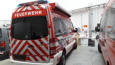 Photo: Innenausbau in Merxheim