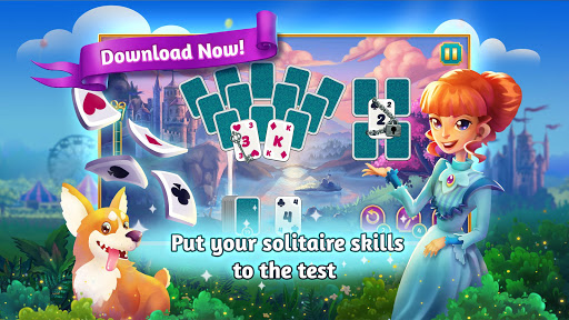Solitaire Family World modavailable screenshots 1