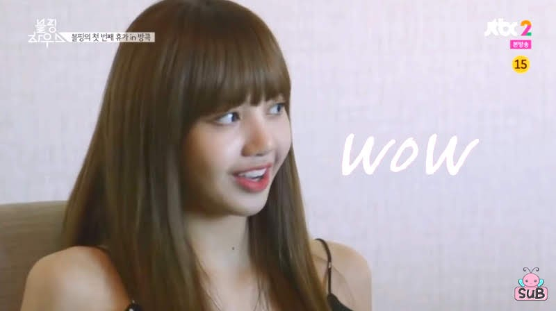 Lisa S Fanmade Video Lisa Is A Language Genius Blackpink Funny