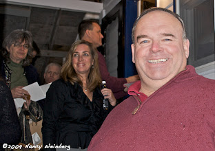 Photo: James McGowan, Donna Walsh, State Senator Mike Moore, John Walsh