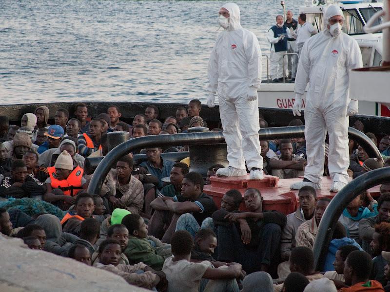 Immigrazione di Fiorenza Aldo Photo