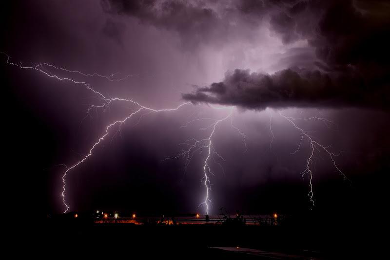 cielo elettrico di giuang