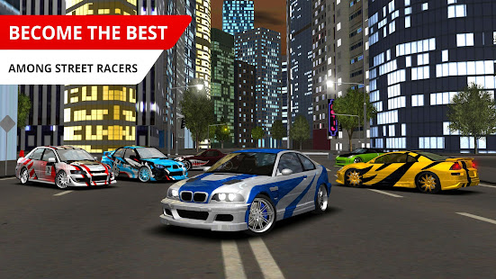 Street Racing v 1 3 4 APK + Hack MOD (Money) for Android