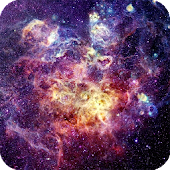 Nebula Live Wallpaper