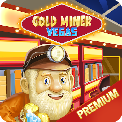 Gold Miner Vegas: Nostalgic Arcade Game