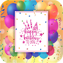 Birthday Cards & Messages - Wish Friends & Family icon