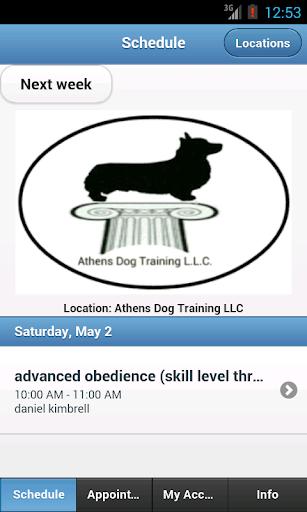 Athens Dog Training LLC App