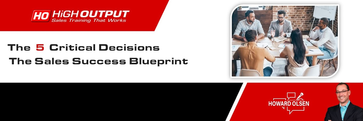 The Sales Success Blueprint Jan 20 - Feb 19