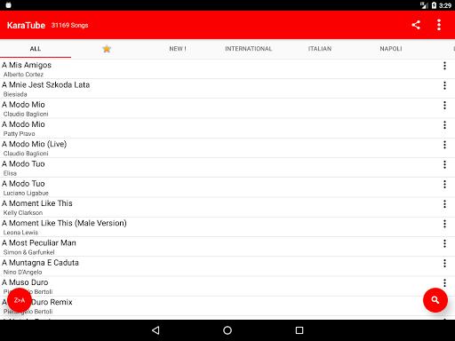 KARATUBE - best karaoke from Youtube 2.18.08.29 screenshots 12