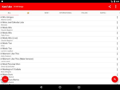 KARATUBE - best karaoke from Youtube for PC / Windows 7, 8