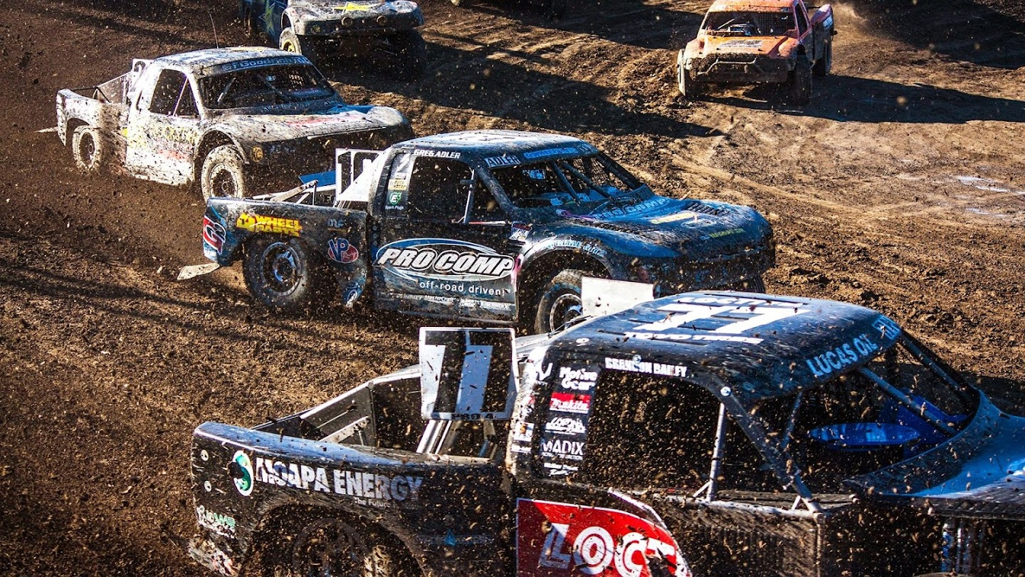 Watch Off Road Racing Series live