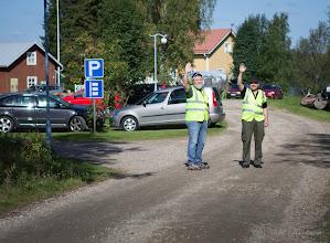 Photo: Liikenteen ohjaus sujui mallikkaasti