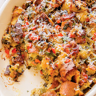 Oysters Casino Stuffing