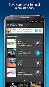 NextRadio Free Live FM Radio 3 0 1977-release + (AdFree) APK for Android