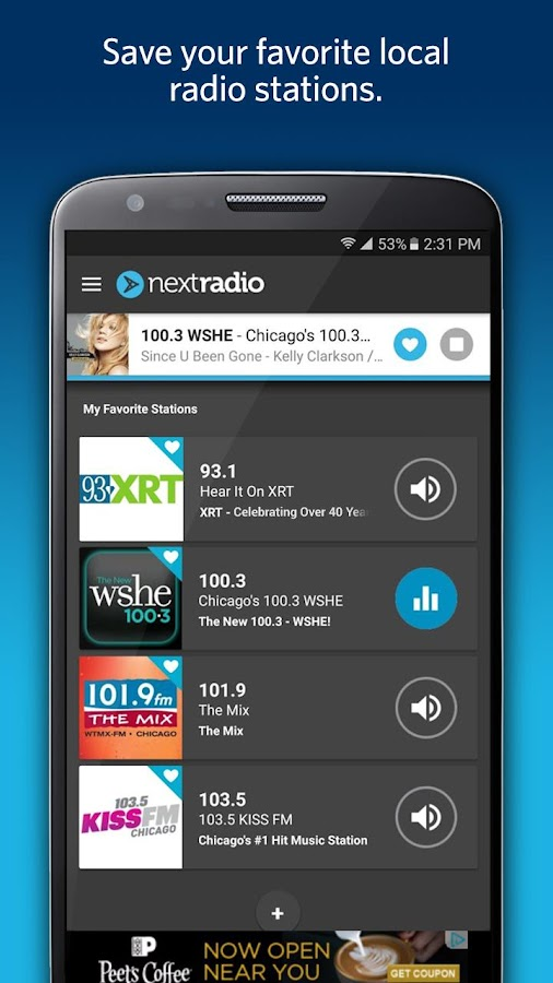 download android for radio fm app