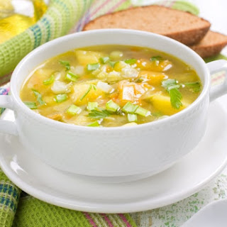 Lean Vegetable Soup