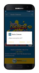 Radio Chévere 100.9 FM - náhled