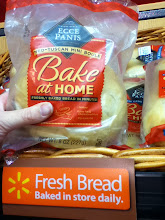 Photo: Here is the second kind of bread that they carry.