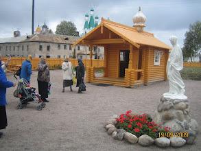 Photo: на подворье Покрово-Тервнического монастыря   (дер. Старая Слобода)