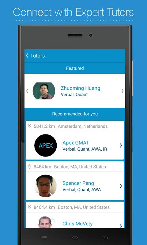 Prep4 GMAT - screenshot
